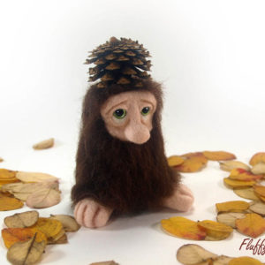 needle-felted-creature-forest-spirit